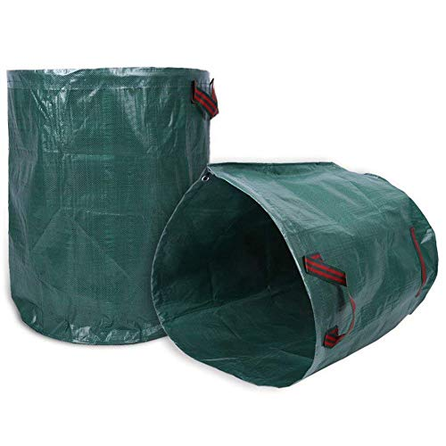 50 BLACK HEAVY DUTY LARGE REFUSE BAGS SACKS BIN LINERS RUBBISH BAG 18x29x34 INCH