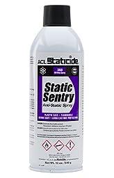 ACL Staticide 2006 Static Sentry, Aerosol, 12 oz., White