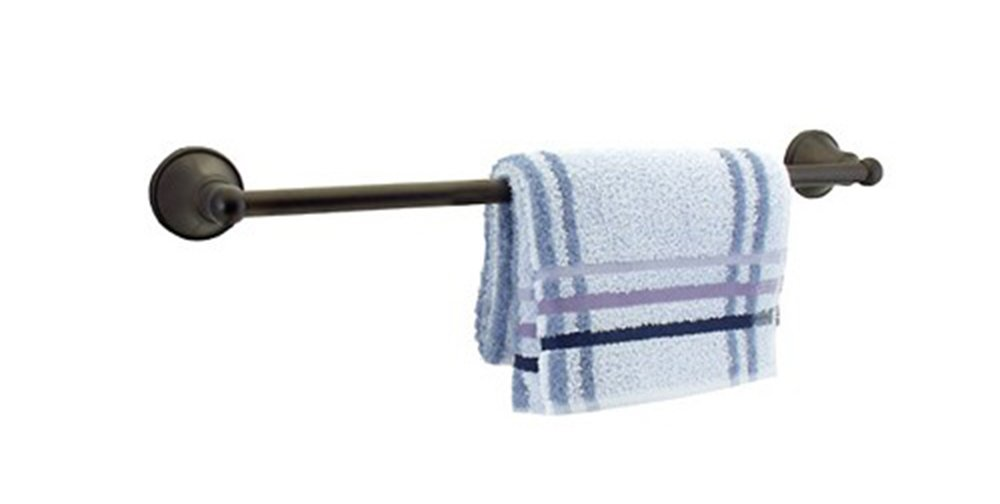 """Dynasty Hardware 3701-ORB Pacific 30"""" Single Towel Bar Oil Rubbed Bronze high-quality"""