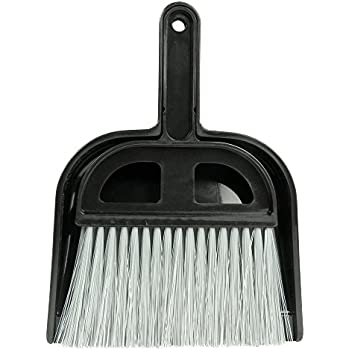 Detailer's Choice 4B3208 1 Pack Broom and Dust Pan