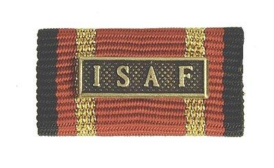 Weitere.. Bandschnalle Auslandseinsatz ISAF