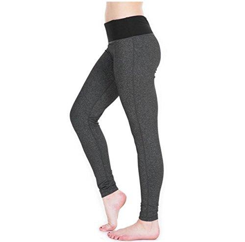 Aptitud Al Aire Libre De Secado Rápido La Absorción Del Sudor Correr Pantalones Deportivos Grey