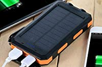 Solar Charger 30,000mAh, Solarprous Port...