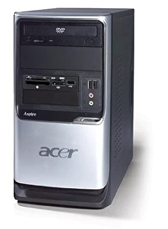 Acer Aspire SA85 - Celeron D 352, 256MB, 80GB, DVD-RW, Win XP Home 3.2GHz Torre PC: Amazon.es: Electrónica