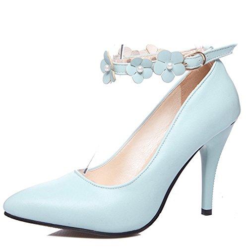 Fashion HeelHeels - Zapatos de tacón  mujer Azul