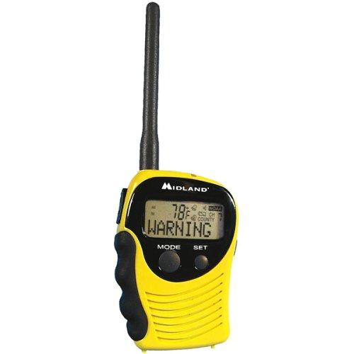 Midland 74-250C SAME Handheld Weather Alert Radio