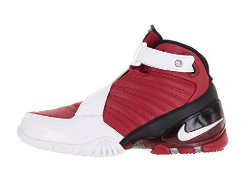 Nike Zoom Vick Iii Scarpe Da Basket Da Uomo 832698-600 Varsity Red / Vrsty Rd-white-blk