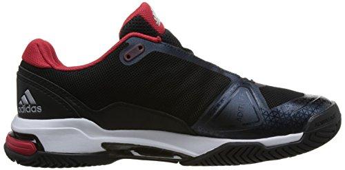 Soft Noir Chaussures adidas Tennis Homme de Negb Barricade Club 6I6wC0q