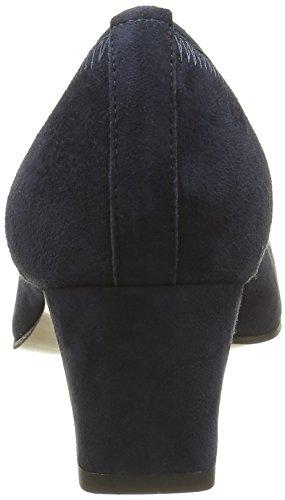 Elizabeth Stuart Eres 300 - Zapatos de vestir Mujer Azul - Bleu (Velours Marine)