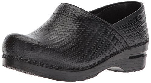 - Sanita Women's Professional Cairo Clogs Black