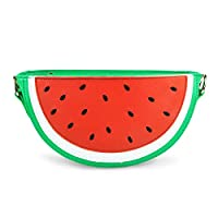 Deals on Ustyle Cute Watermelon Crossbody Bag
