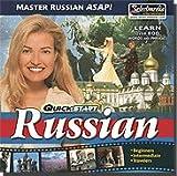 QuickStart Russian Audio CD