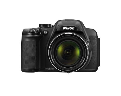 Nikon COOLPIX Digital Camera 1080p