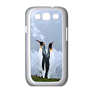 AinsleyRomo Phone Case Lovely penguin pattern case For Samsung Galaxy S3 FSQF495615