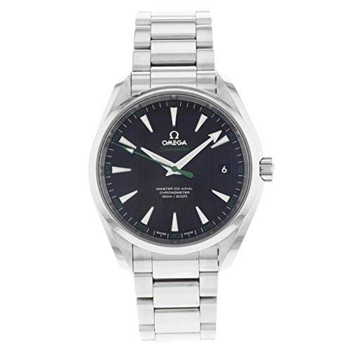 Omega Aqua Terra 150m Master Co-Axial 41.5mm Golf Edition Watch 231.10.42.21.01.004 Steel on Steel 231.10.42.21.01.004