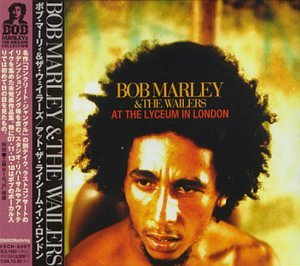 Bob Marley & The Wailers - At the Lyceum in London - Zortam Music