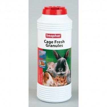 Beaphar Cage Fresh Granules for Rabbit, Guinea Pig, Small animals 600g x 6 pack by Beaphar