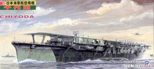 - Skywave 1/700 IJN Aircraft Carrier Chitose Class Chiyoda Model Kit