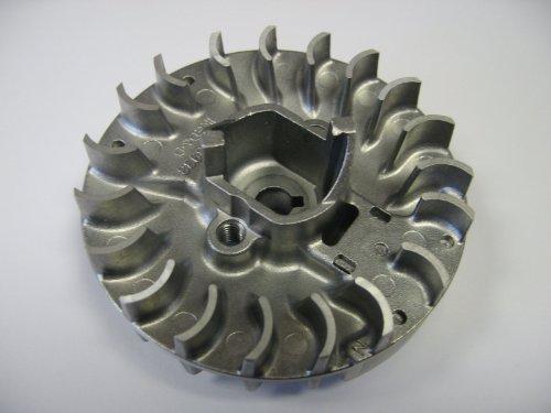 Zenoah Flywheel (32cc 29cc Losi 1/5 Five-T and HPI Baja 5b 5T SS 5sc MACHINED lightened flywheel, genuine Zenoah casting)