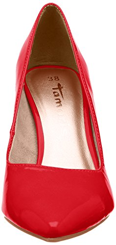Tamaris Rot Pumps 22447 Damen Patent Chili TzxvHT
