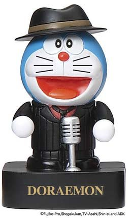 Doraemon JamBox Music Performance with Moving figures