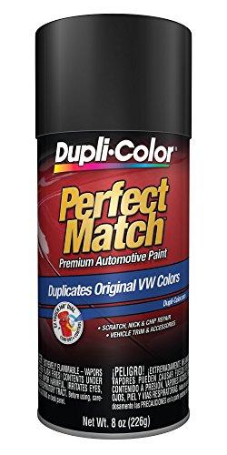 - Dupli-Color EBVW20407 Black Magic Pearl Volkswagen Perfect Match Automotive Paint - 8 oz. Aerosol