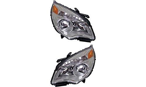 LTZ Left & Right Headlamp Assemblies (pair) (Right Headlamp Assembly)