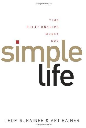 Simple Life  Time  Relationships  Money  God