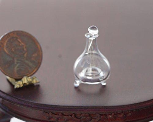 (dollhouse Miniature Artisan Glass Victorian Flycatcher by Philip Grenyer)