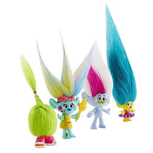 Trolls-Pack-de-4-muecos-Hasbro-B6557EU40