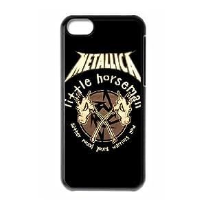 iPhone 5C METALLICA pattern design Phone Case HMA1162030