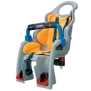 Topeak BabySeat Child Bike Seat with Aluminum Rack (Disc Mount Version)