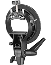 NEEWER S-Type Speedlite Bracket 10074138, Black
