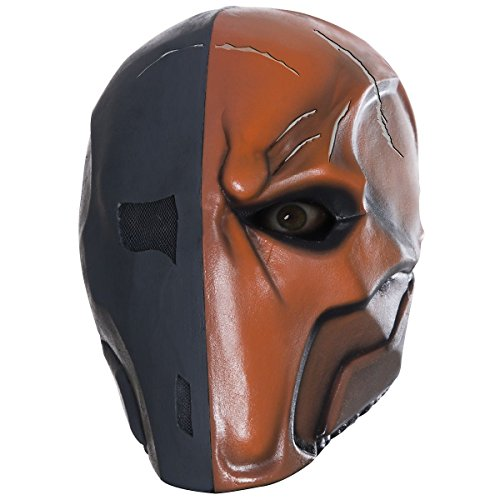 Scarry Mask (Deathstroke Deluxe Mask Costume Mask)