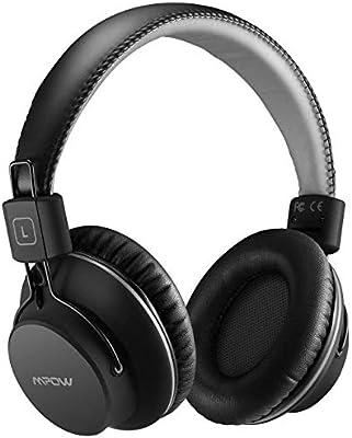 Mpow H1 Auriculares Diadema Bluetooth, Auriculares Diadema ...