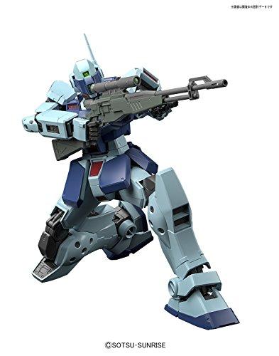 Bandai Hobby MG 1/100 GM Sniper II Gundam 0080 Action Figure by Bandai Hobby (Image #1)