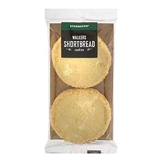 STARBUCKS Walkers Shortbread Cookies 1.2 oz (12 pack)