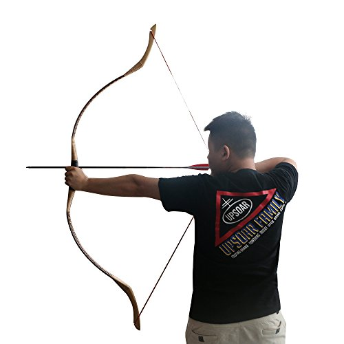Buffalo Chinese Traditional Longbow Hunting Bow Recurve Bow