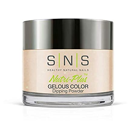 SNS Gelous Color Dipping Powder - Nude in Spring Collection - NOS13-1 oz