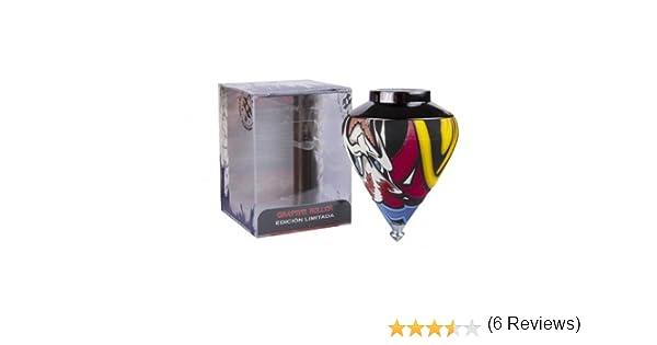 trompos space Peonza Graffiti Roller Miscelanea 030133: Amazon.es: Juguetes y juegos