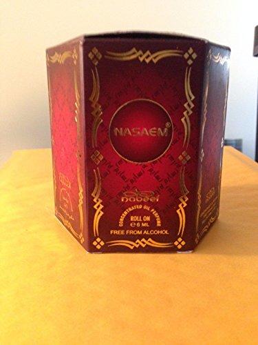 Nasaem Perfume Nabeel Roll Perfumes product image
