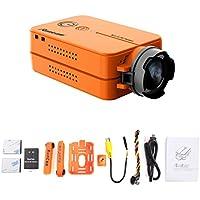 RunCam 2 Mini FPV Action Camera FOV 170 Full HD 1080P 60fps Built-in WiFi APP (Orange)
