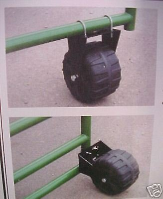 Timmyhouse BEST Fence Gate Wheel On the market! quality! Patented SEE made in USA