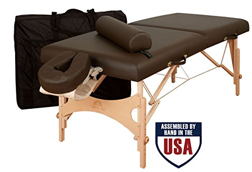 Oakworks-Nova-Professional-Massage-Table-Package