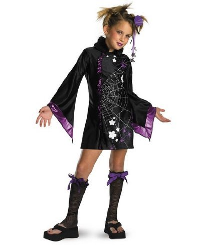 Spide (Geisha Halloween Costume Kids)