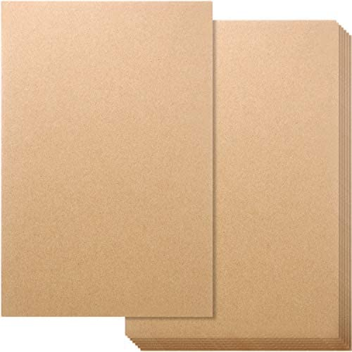 20 x 16 Inches for Packing mailing Corrugated Cardboard Filler Insert Sheet Pads 1//8 Thick and Crafts 10 Pack