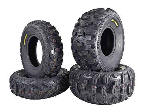Motohavok Efx Tires Performance Utv Atv And Golf Cart >> Kenda Bear Claw Ex 25x8 12 Front 25x11 10 Rear Atv 6 Ply Tires Bearclaw 4 Pack Set