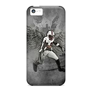 MansourMurray Iphone 5c Great Cell-phone Hard Cover Support Personal Customs Colorful Oakland Raiders Series [MaJ5535QabJ]