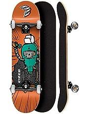 """Skate Montado Profissional Cisco Robot 7.75"""" - Abec 7"""