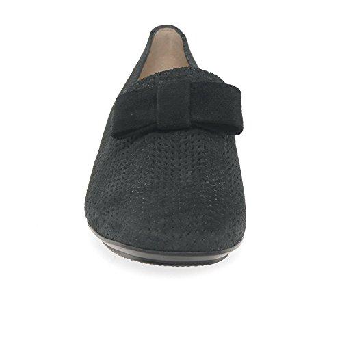 Hispanitas Jeans Itaca Til Kvinders Afslappet Ruskind Hotter Loafers wFHCP8qw